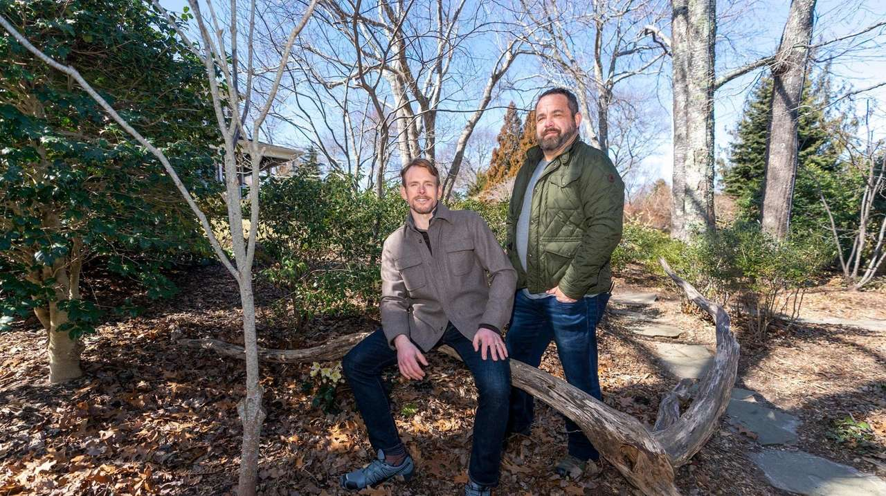 Adam Bundy and James Marshall share the secrets