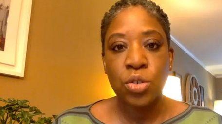 Nassau Legis. Siela Bynoe describes to Newsday on