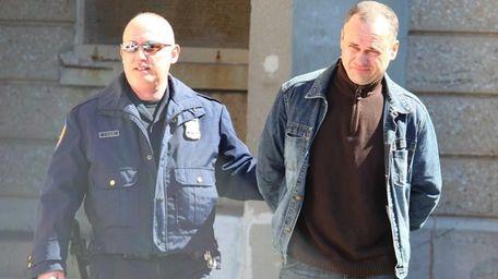 Anatoliy Maryuk, of Brooklyn, was accused of grand