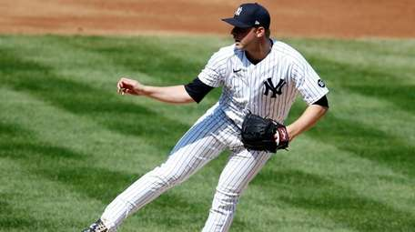 Michael King #73 of the New York Yankees