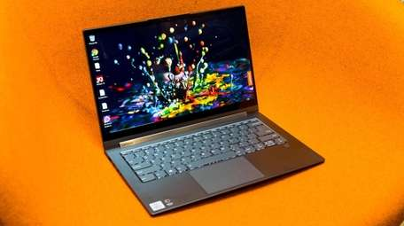 Lenovo Yoga 9i is available with either a