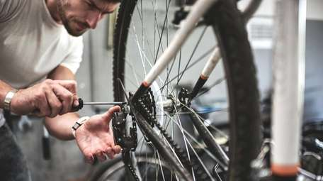 Before you set out, treat your bike to