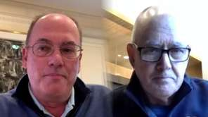 Steve Cohen and Sandy Alderson discuss the Mets