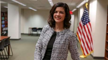 Jacquelyn M. Kasulis at the U.S. Attorney's Offices