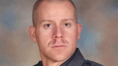 State Trooper Joseph Gallagher died March 26 from