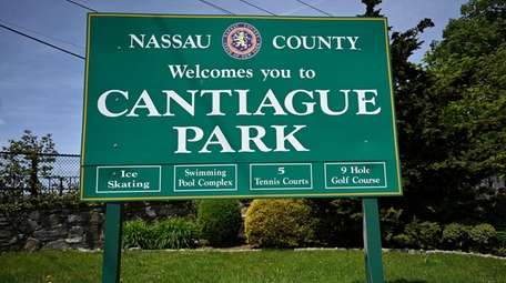 Cantiague Park in Hicksville.