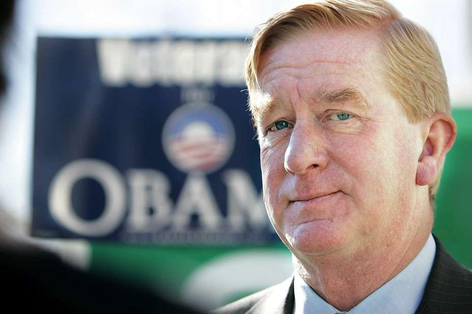 Former Massachusetts Gov. William Weld (Oct. 24, 2008)