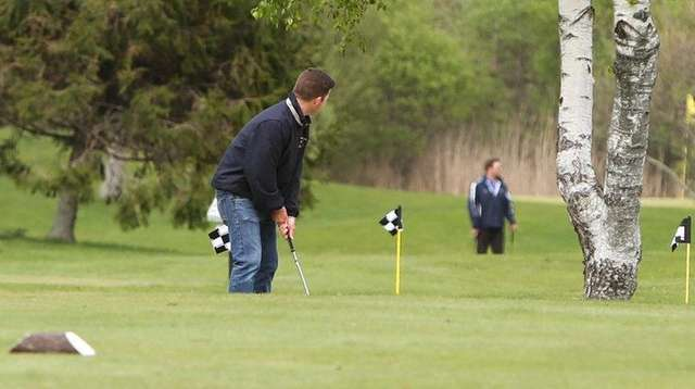 The par 3 E. Donald Conroy Golf Course