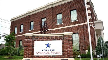 New York American Water in Merrick, on July