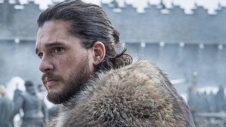 Actor Kit Harington portrayed Jon Snow in HBO's