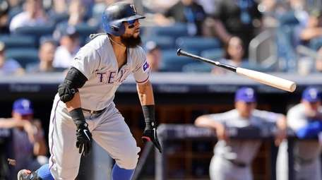 Rougned Odor has hit at least 30 home