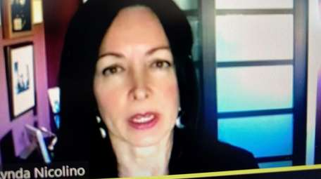 Lynda Nicolino.