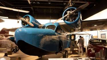 Visit the Cradle of Aviation Museum in Garden