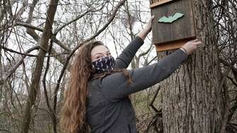 Emily Hall, a conservation policy advocate for the