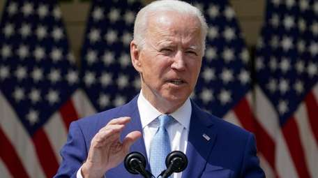 The Biden administration is reportedly close to punishing