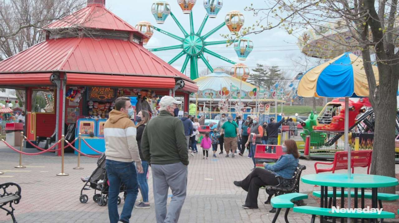 For over a year Adventureland in Farmingdale, has