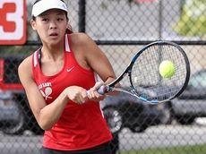 Janelle Chen of Half Hollow Hills East returns