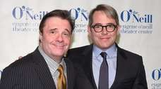 Nathan Lane, left, and Matthew Broderick starred in