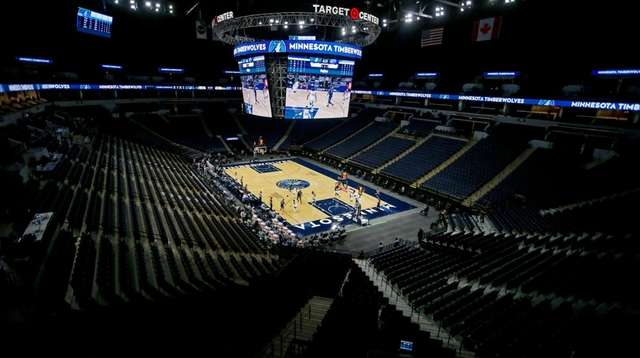 The Memphis Grizzlies play the Minnesota Timberwolves at