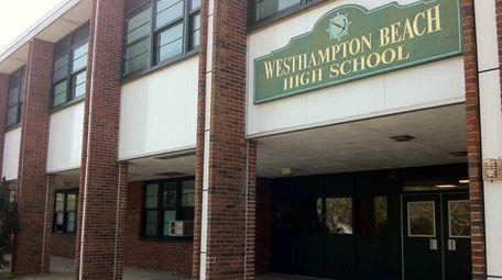 Westhampton Beach High School has been the site