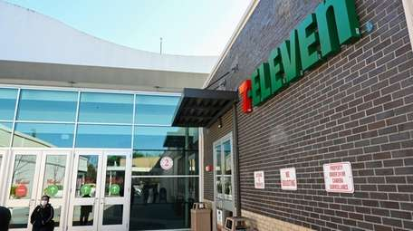 The new 7-Eleven is at Westfield South Shore