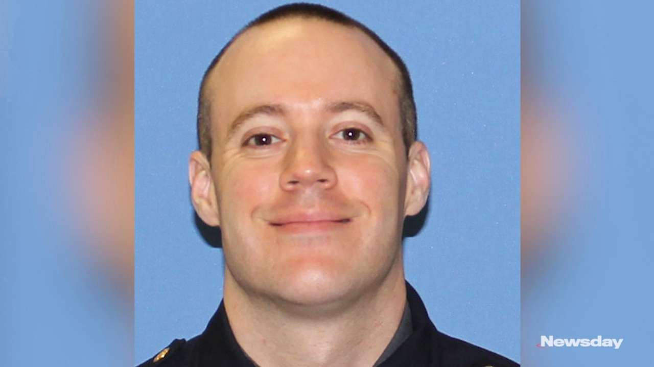 SCPD Officer Christopher Racioppo remained in critical condition