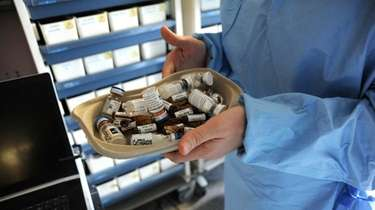 The study of blood thinners examined 4,906 adults