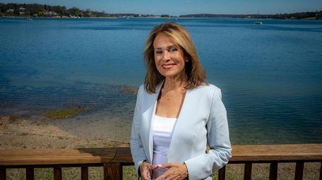 Former News 12 anchor Carol Silva (photographed at