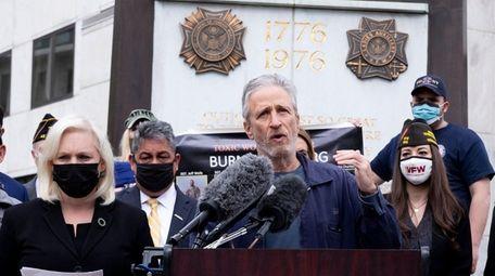 Former host of 'The Daily Show' Jon Stewart
