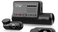 Viofo A139 3CH 3 Channel Dash Cam has