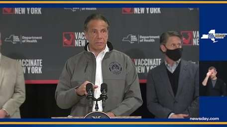 On Wednesday, Gov. Andrew M. Cuomo announced that