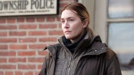 "Kate Winslet in HBO's ""Mare of Easttown."""