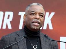Actor and literacy advocate LeVar Burton has previously