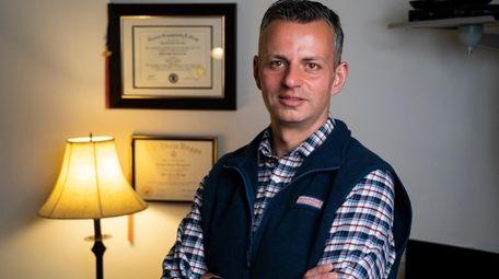 Anthony Santella, associate professor of public health at