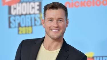 Colton Underwood is reportedly filming a series for