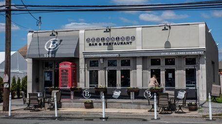The Beginnings Bar and Restaurant in Atlantic Beach