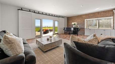 Priced at $3,325,000, this three-bedroom 2½-bathroom condo is