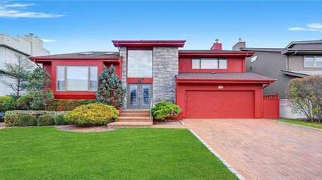 Priced at $2,199,000, this four-bedroom, 2½-bathroom home is