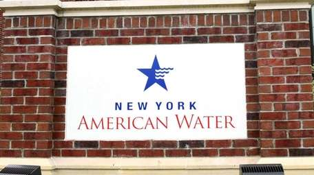 New York American Water in Merrick, July 3,