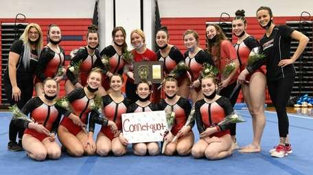 Connetquot swept the Suffolk County team championship on