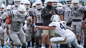 Oceanside's Thomas Flavin looks to cut back against