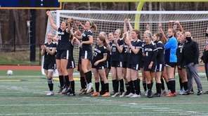 Babylon won 3-0 the Suffolk High School girls