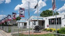 VFW and American Legion halls in Nassau County