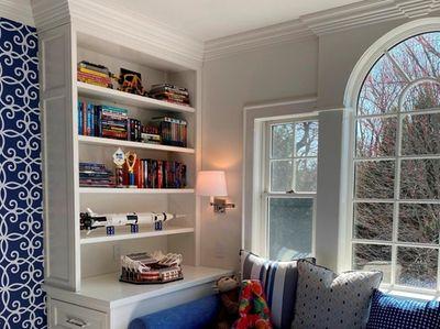 Interior designer Jackie Higgins of Beach Glass Designs