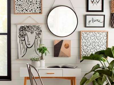 Creating a personalized space is the quickest way