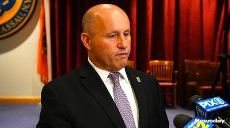 On Monday, Nassau County Police Commissioner Patrick Ryder