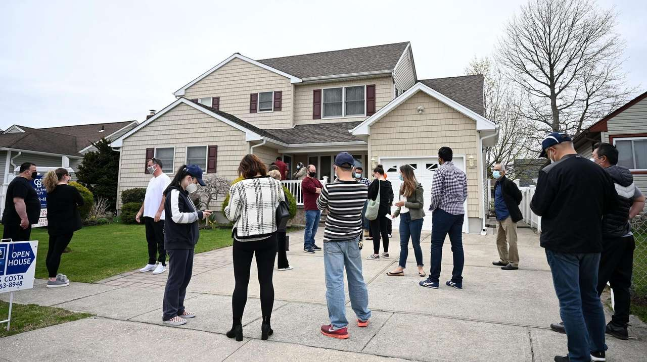 New homebuyers on Long Island are dealing with