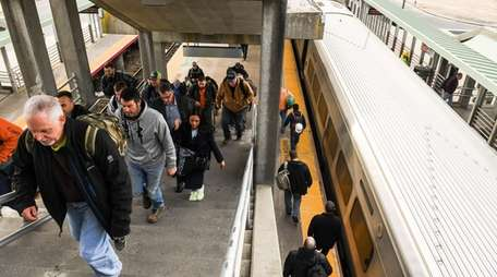 The Metropolitan Transportation Authority has predicted that more