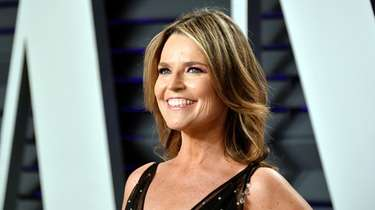 """Today"" co-host Savannah Guthrie's eye surgeries stem from"