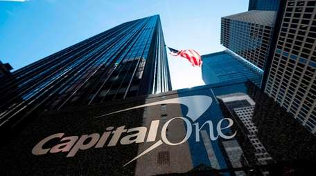 Capital One Financial is among those firms reporting